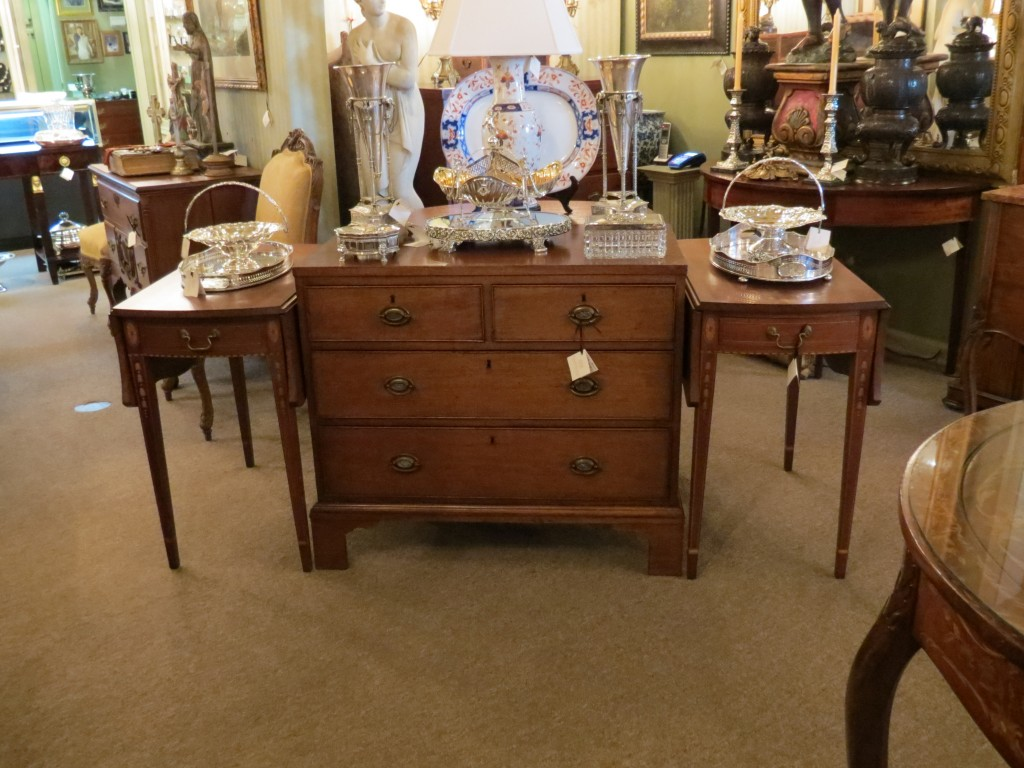 18th and 19th century antiques